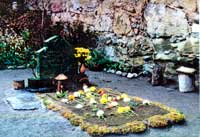 Могила старца Гавриила
