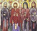 Грузинская Церковь прославила святых, убитых мусульманами