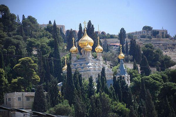 Монастырь св. Марии Магдалины. Фото: А. Поспелов / Православие.Ru
