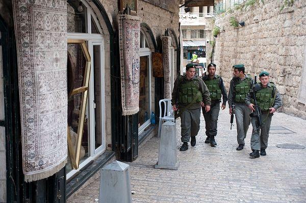 На улицах старого города. Иерусалим. Фото: Г. Балаянц / Православие.Ru