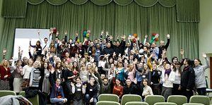 Православная молодежь приняла участие в Международном образовательном форуме «Quo Vadis?»/ фото: www.church.by