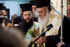 Архиепископ Афинский и всея Эллады Иероним