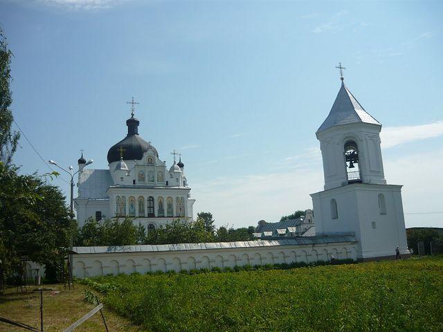Свято-Никольский собор и колокольня