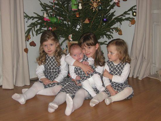 Четыре дочери отца Фомы