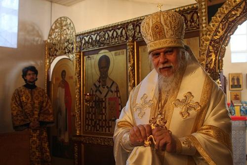 Епископ Пантелеимон. Фото: Пресс-служба Синодального отдела по благотворительности