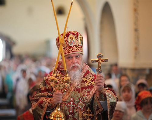Епископ Пантелеимон. Фото: Пресс-службы Синодального отдела по благотворительности