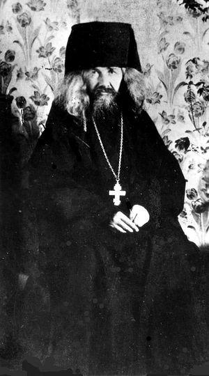 Иеромонах Матфей