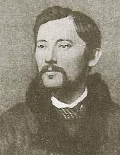 Konstantin Leontiev as a young man.