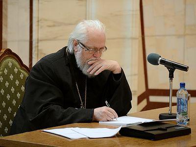 В Церкви готовят поправки в Устав