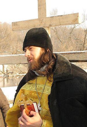 Священник Алексий Веретельников