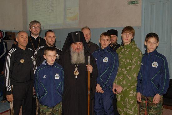 рукопашники епархии