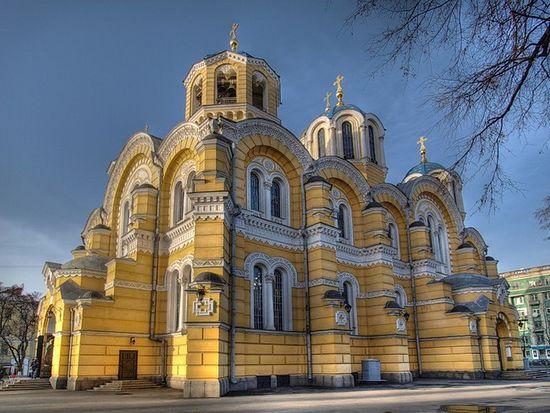 Владимирский собор, Киев
