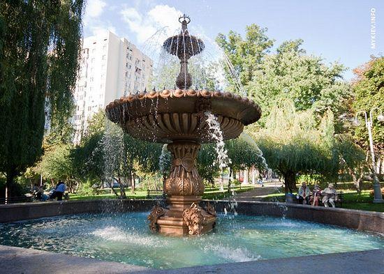 Сквер имени Чкалова
