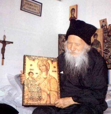 Старец Порфирий Кавсокаливит