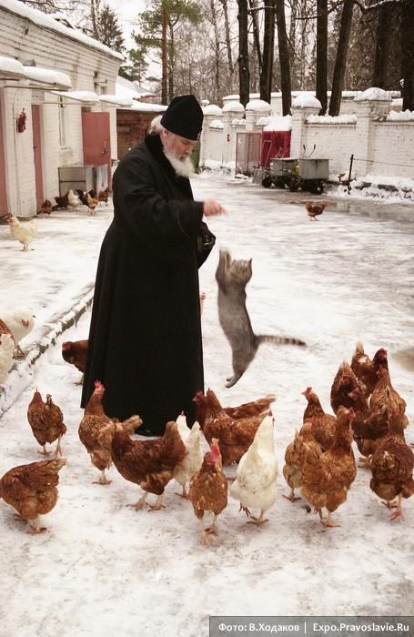 Патриарх Московский и всея Руси Алексий II. Фото: В. Ходаков