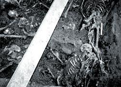 Результаты раскопок на Бутовском полигоне