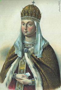 Евдокия Лукьяновна Стрешнева – русская царица, супруга царя Михаила Фёдоровича Романова и мать царя Алексея Михайловича