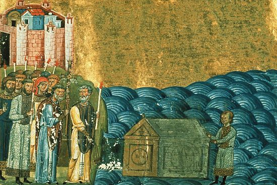 Святитель Климент папа Римский