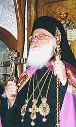 Архиепископ Тиранский и всея Албании Анастасий <BR>