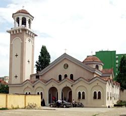 Тирана. Кафедральный собор