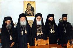 Святейший Синод Албанской Церкви