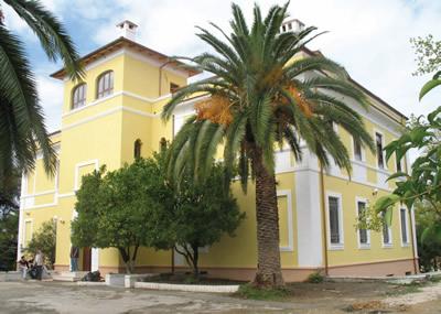 Школа св. Креста в Дурресе