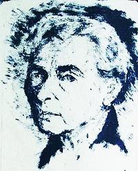 Варвара Бубнова. Автопортрет