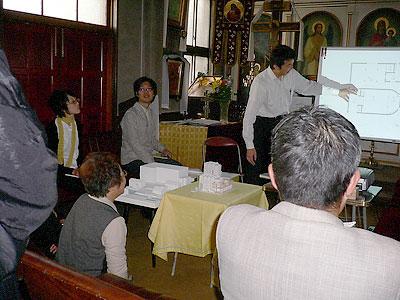 Обсуждение проекта будущего собора в Нагоя