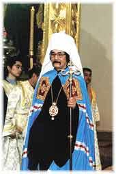 Предстоятель Японской Церкви, митрополит Токийский и всея Японии Даниил