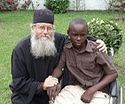 """Each of us must become an apostle."" A talk with Archimandrite Theologos (Chrysantakopoulos), a missionary to the Congo"