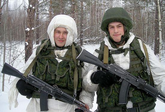 Иван с другом Димой