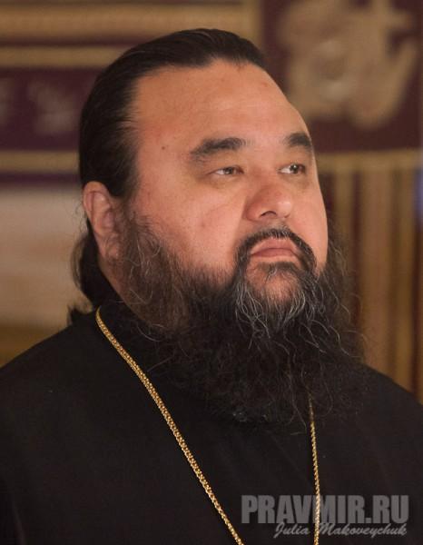 Протоиерей Владимир Бойков из Новой Зеландии