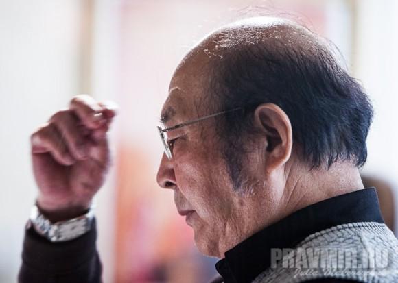 Папий Фу, китаец, алтарник из Шанхая