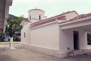 Монастырская церковь Богородицы Антифонитрии