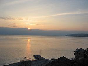 Суша, море и небо гармонично окружают прекрасный Дохиар