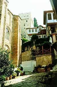 Монастырь Дохиар