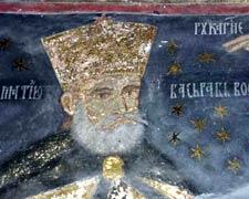 Господарь Матей Бесараб. Изображение из Арноты.