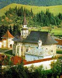 Монастырь Путна