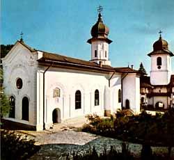 Монастырь Агапия