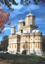 Монастырь Куртя-де-Арджеш