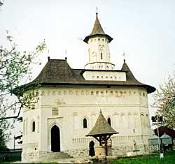 Сучава. Церковь Иоанна Богослова