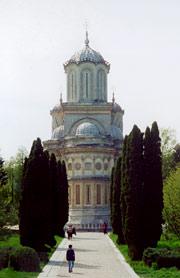Епископская церковь в Куртя де Арджеш (1512-1517)