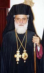 Игумен Киккского монастыря епископ Никифор