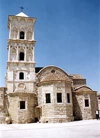 Храм св. Лазаря в Ларнаке