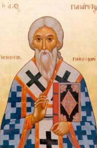 Свт.Панарет, епископ Пафский