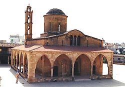 Храм святого Маманта. Морфу, Северный Кипр