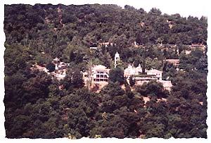 Монастырь Богородицы Агафонос
