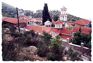 Монастырь Богородицы Андинитсас
