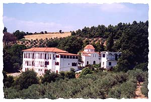 Ливанатский монастырь Преображения Господня