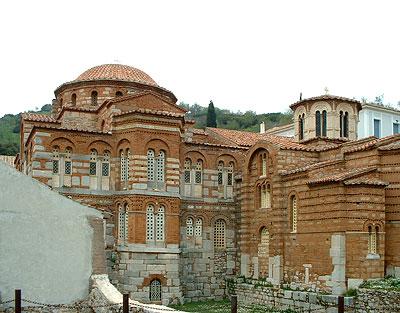 Монастырь святого Луки (Осиос Лукас)